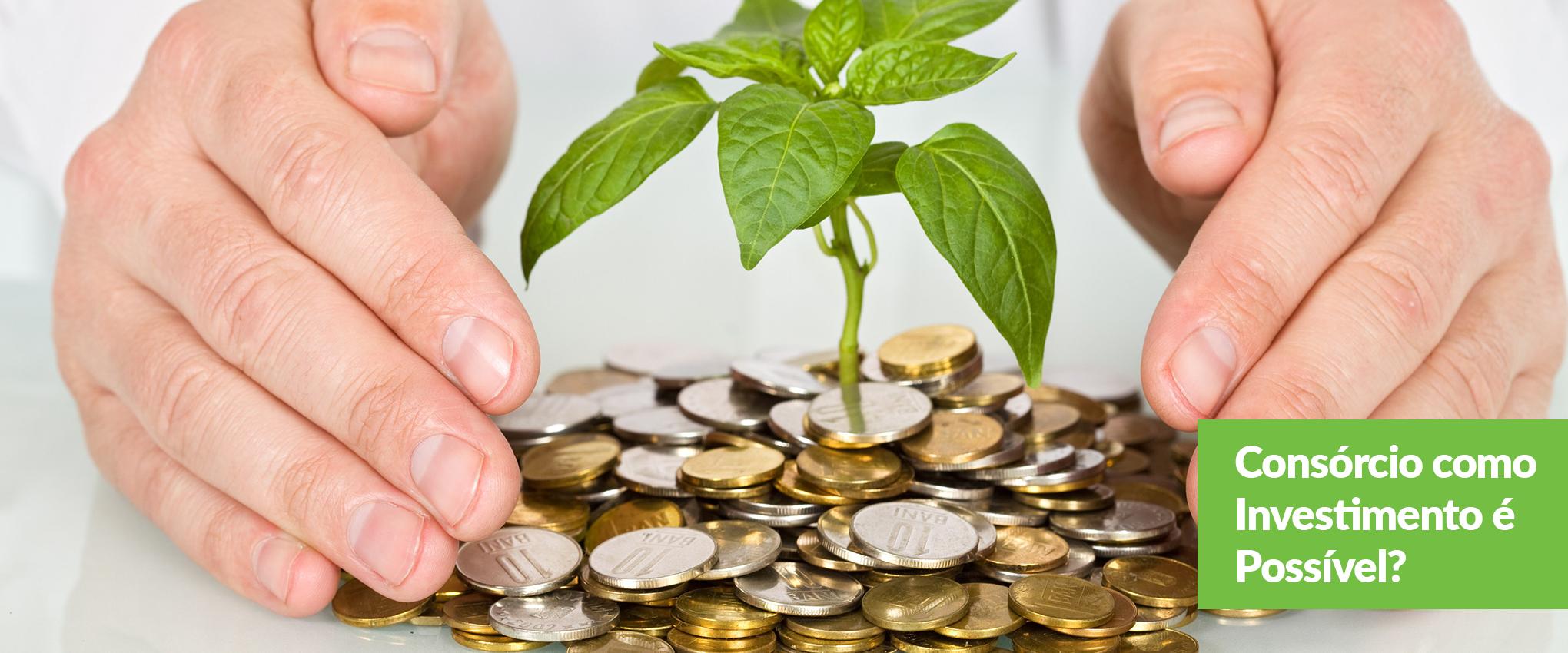 Consórcio como investimento é possível?